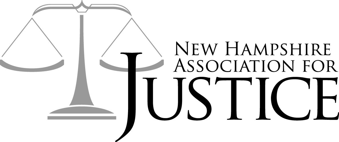 The New Hampshire Association for Justice logo